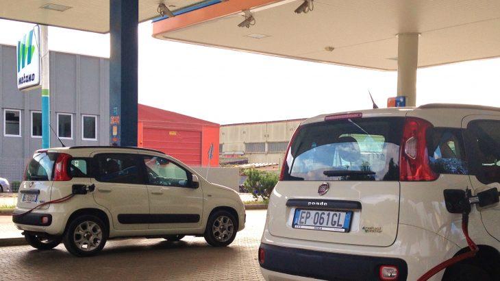 Revisione bombole metano auto